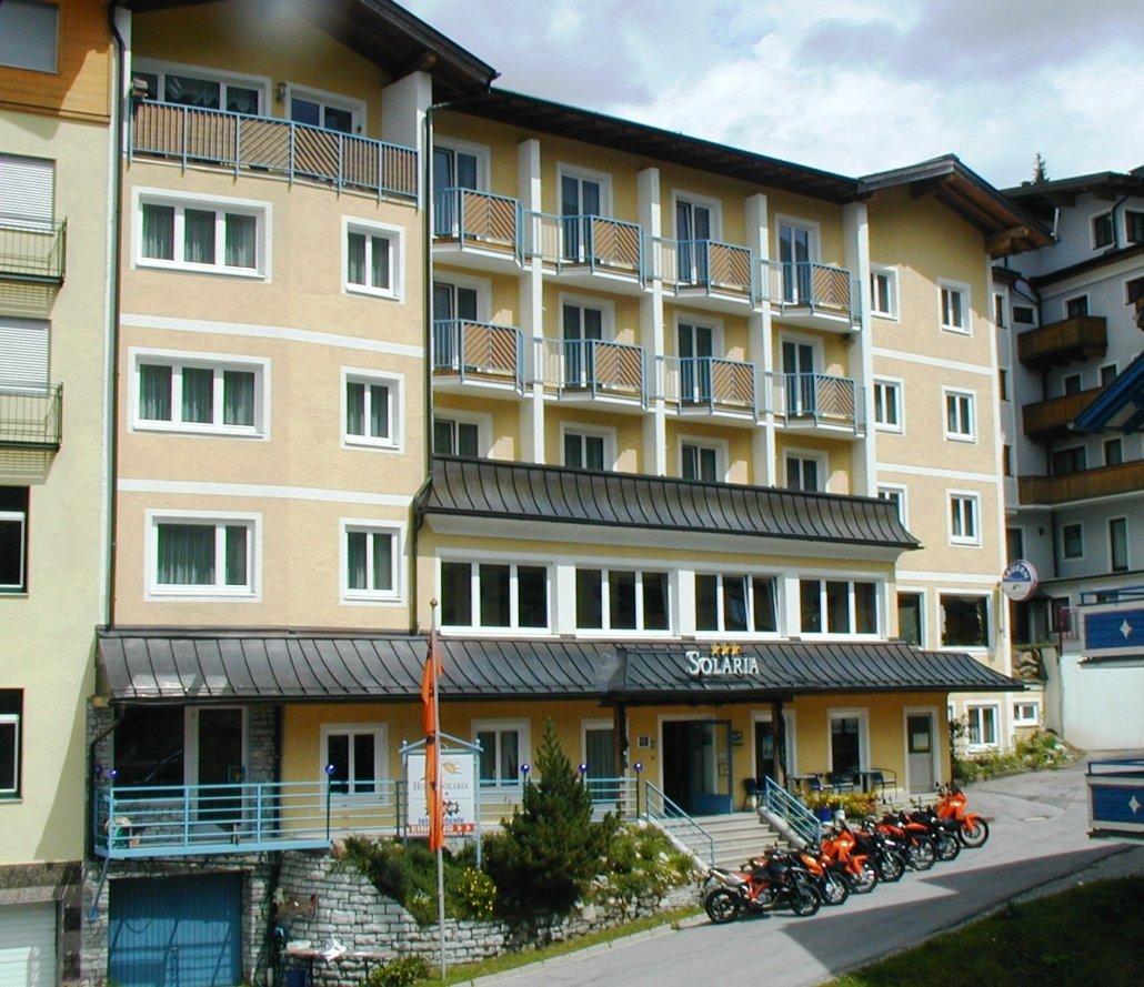 Willkommen im hotel solaria in obertauern for Design hotel obertauern
