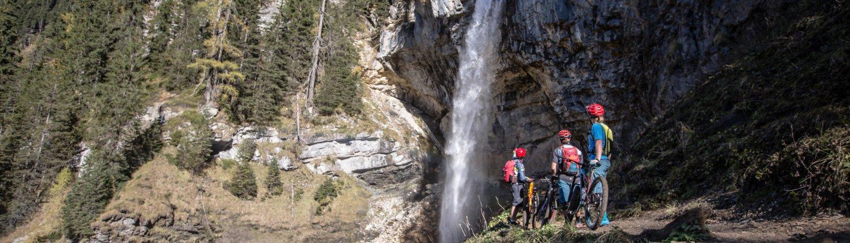Stonaman Wasserfall