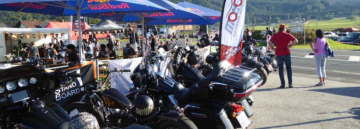 Harleytreffen Faakersee 2019