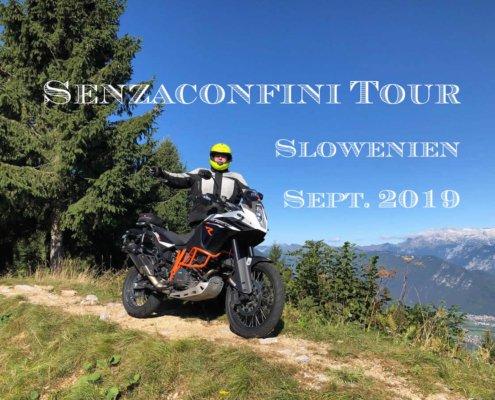 Senza Confini Tour Slowenien